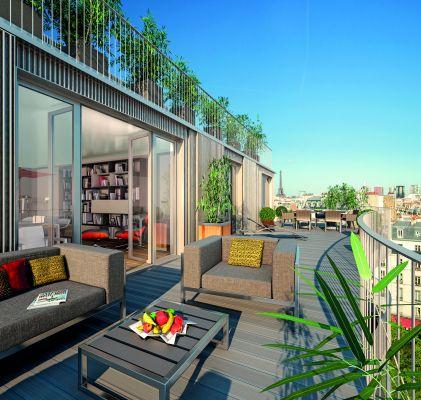 porte d 39 auteuil paris 16 achat studio neuf 75016 paris annonce. Black Bedroom Furniture Sets. Home Design Ideas