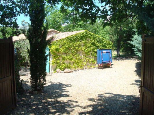 BROVES EN SEILLANS (83) VENTE VILLA AVEC PISCINE
