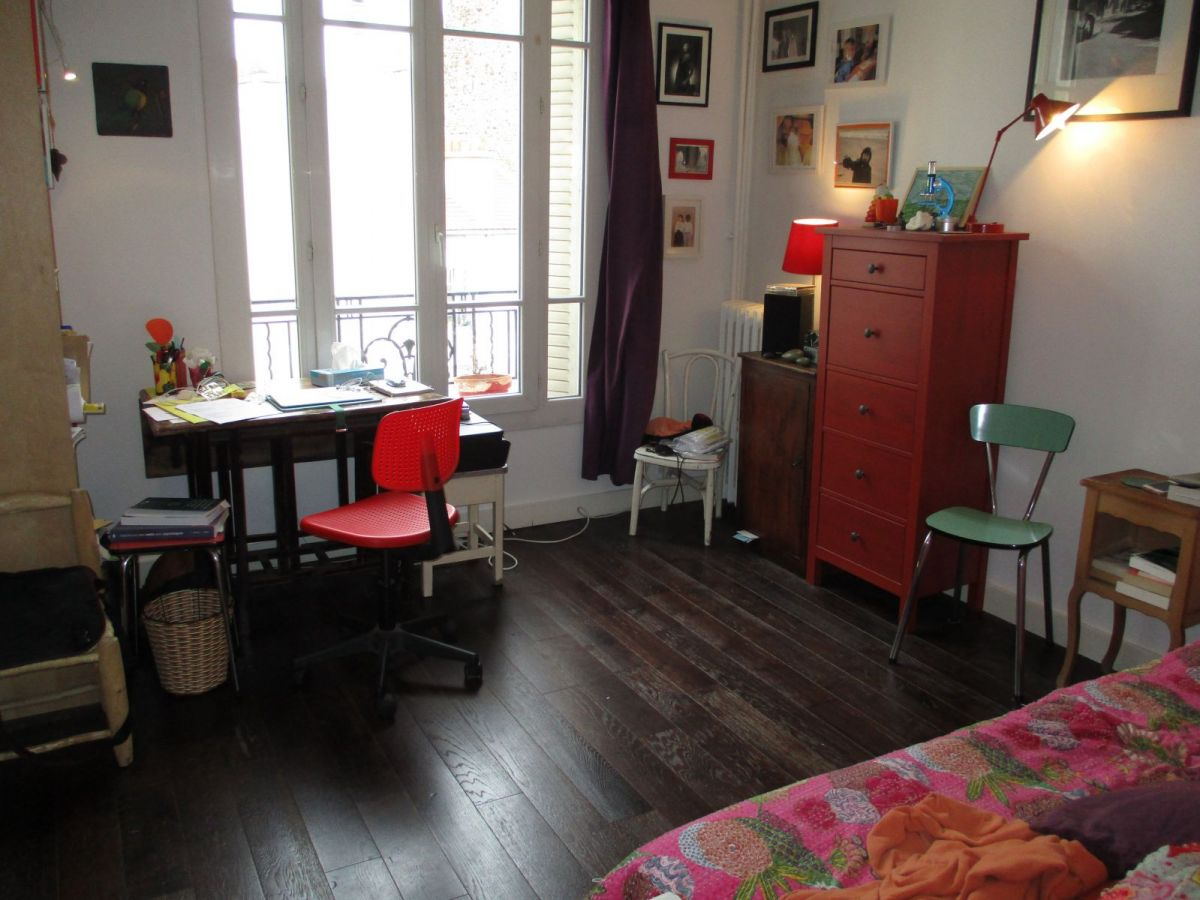 A VENDRE - PARIS (75018) Poteau Championnet - T2 de 36 m²