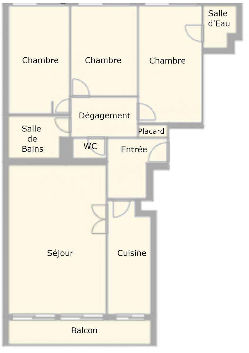 PARIS XVIIIème LETORT/CHAMPIONNET