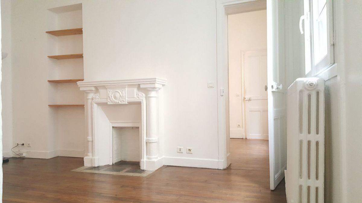 PARIS (75016) Appartement 3 pièces de 46 m²
