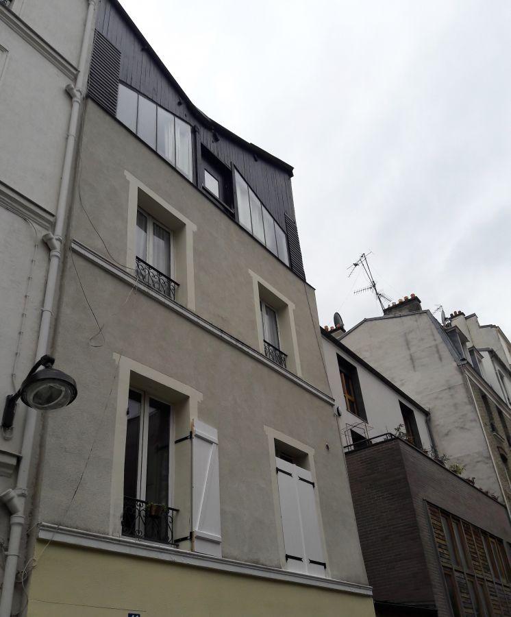 PARIS (75018) SIMPLON - studio