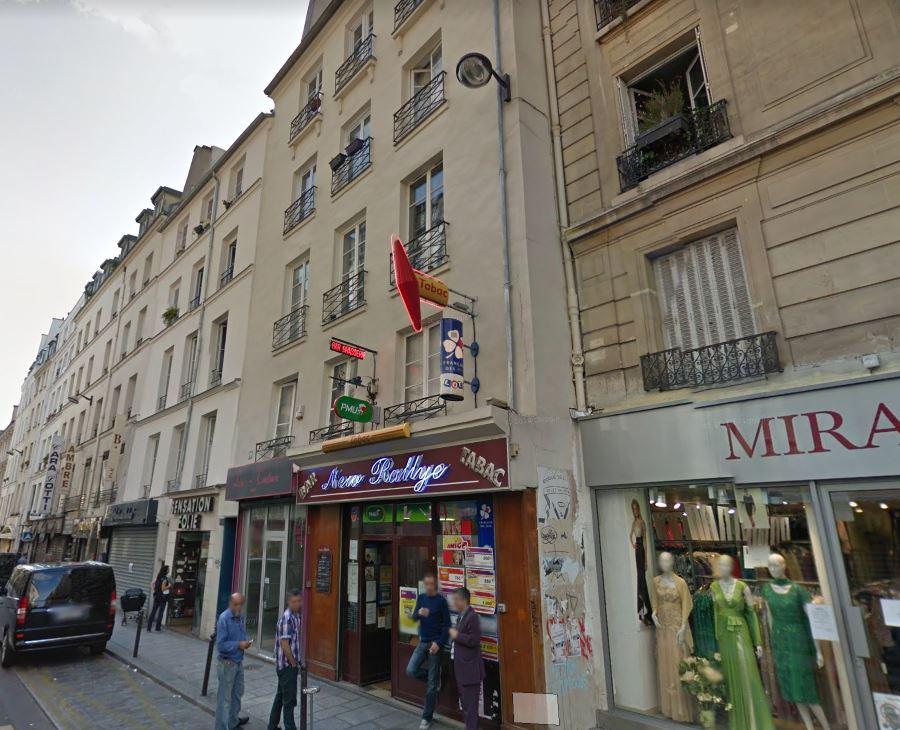 LOCATION MEUBLEE F1 RUE D'ABOUKIR 75002 PARIS