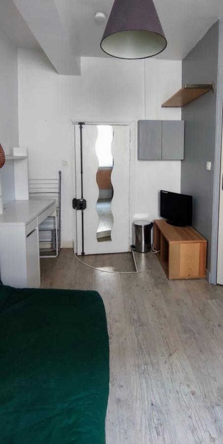A LOUER PARIS (75002) - appartement meublé de 12 m²