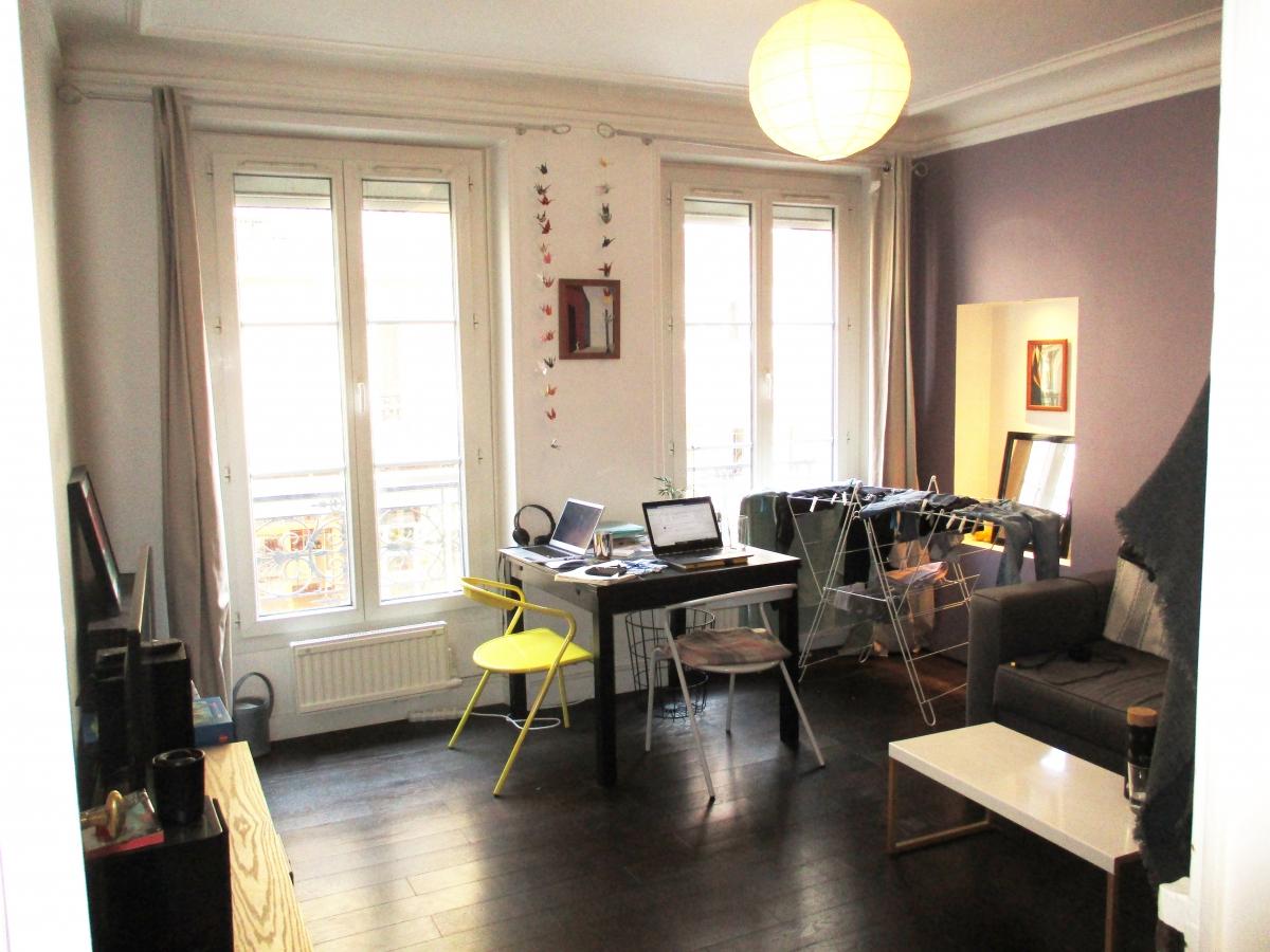 PARIS (75018) ORDENER CLIGNANCOURT