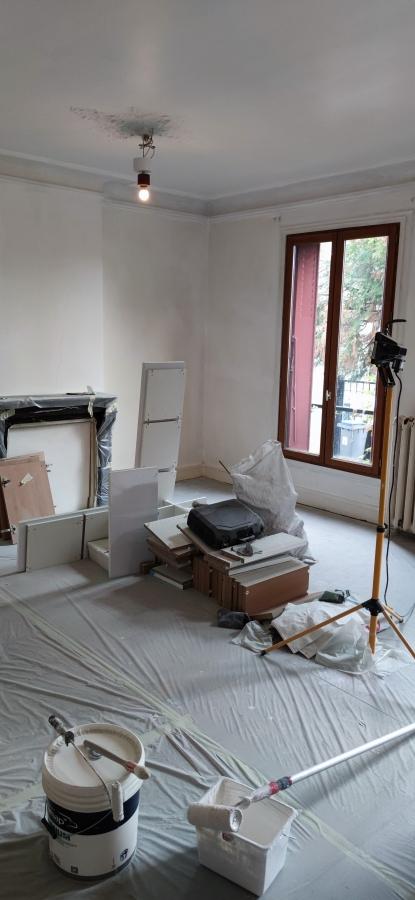 ARGENTEUIL (95) Grande meulière avec terrain de 500 m²