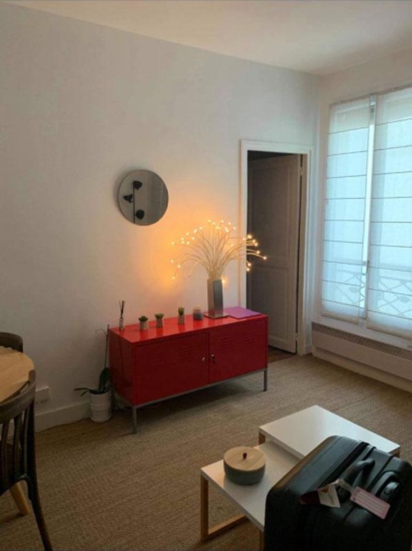 A LOUER PARIS (75015) - appartement 2 pièces meublé de 31 m²